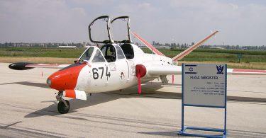 Jet Fouga Tzukit