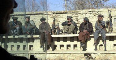 General Dostum Afghanistan 2001