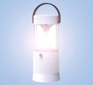 lampe eau salée japonaise