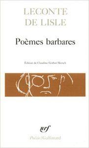 Poemes barbares condor