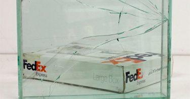 Walead Beshty FedEx art