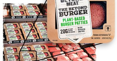 Steak sans viande substitut