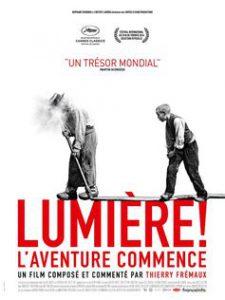 Frères Lumière documentaire