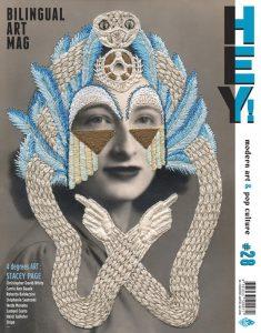 Couverture revue art Stacee
