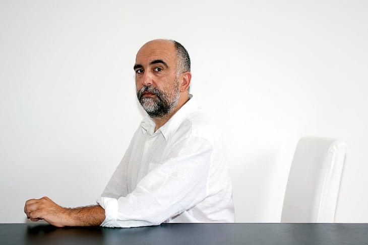 Bruce Bégout romancier interview
