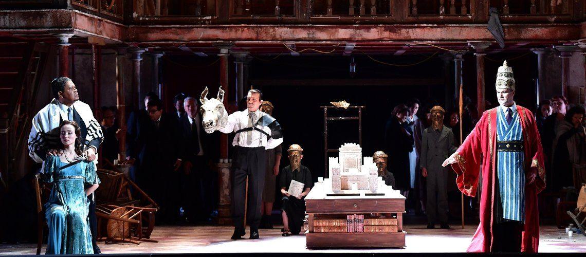 Nabucco Verdi Opéra Montpellier