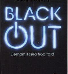 Black Out Couverture