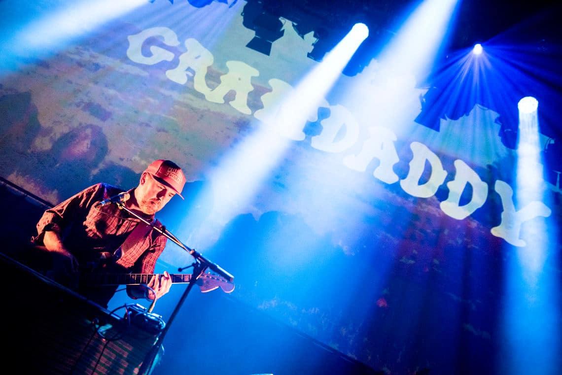 Jason Lytle Grandaddy Live