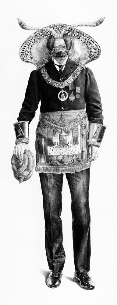 Madmeg Patriarche Art graphique
