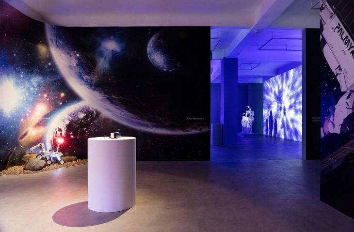 Altindere Syrie cosmonautes art