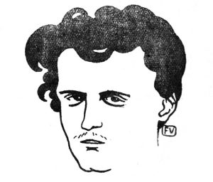 Lautréamont portrait Vallotton
