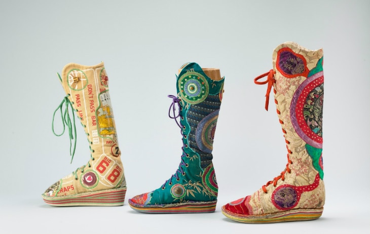 Bottes - Mickey McGowan ((Fine Arts Museums Of San Francisco)