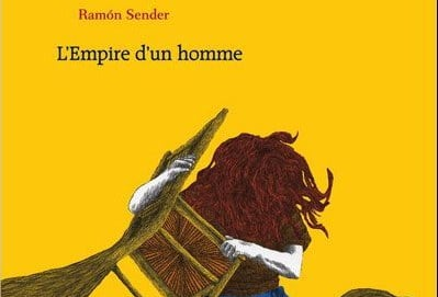 Empire Homme Ramon Sender Couverture