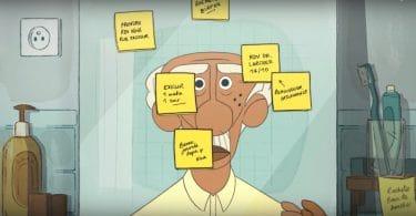 Animation ecole Gobelins Mémo