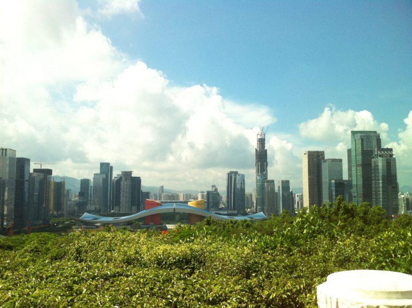 Startup Societies Shenzhen
