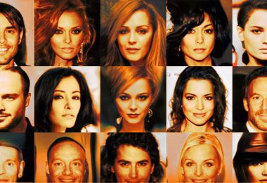 intelligences artificielles visages stars