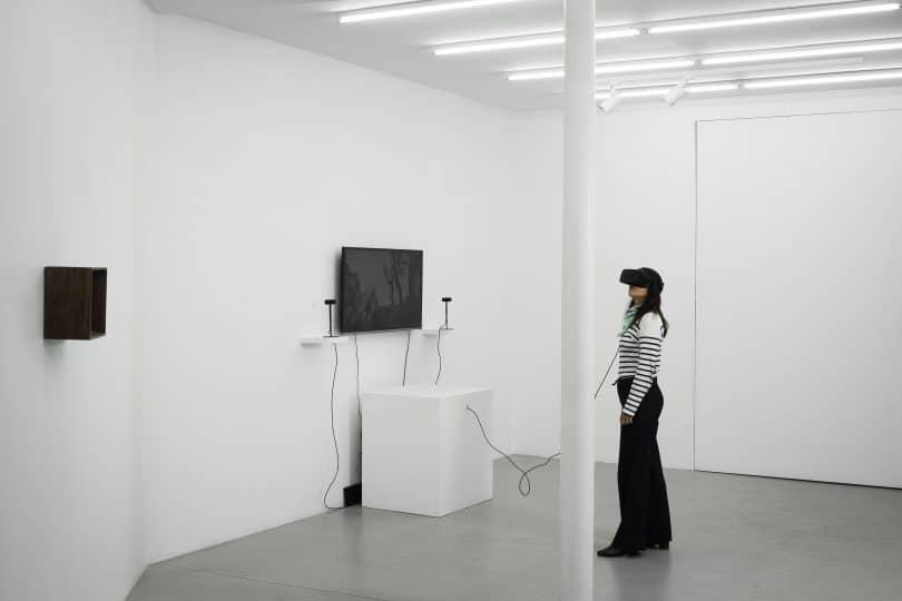Installation réalité virtuelle