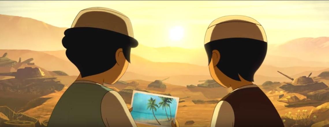 Parvana enfance Afghanistan film