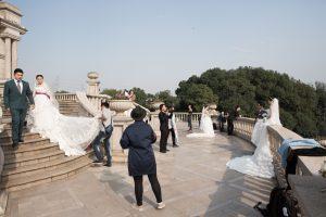Mariage Faux Paris Chine