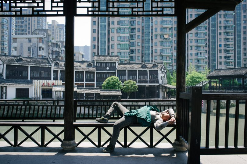 Hanghzhou Chine voyage