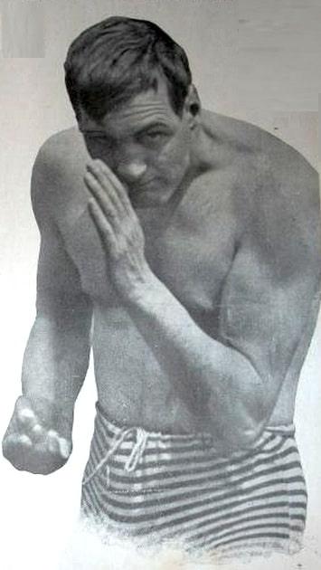 Arthur Cravan poète boxeur