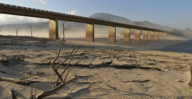 Crise de l'eau pour la ville du Cap