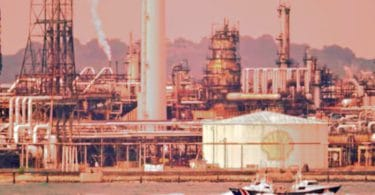 Vol de Tanker à Shell Singapour