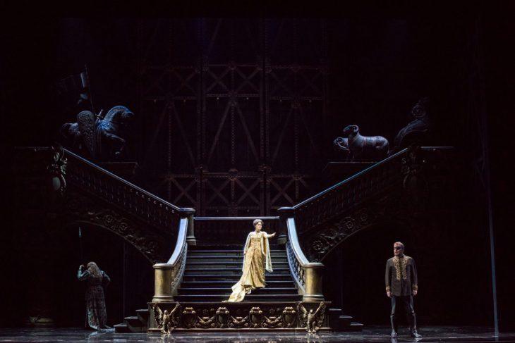 La Walkyrie de Wagner, au Théâtre du Capitole de Toulouse
