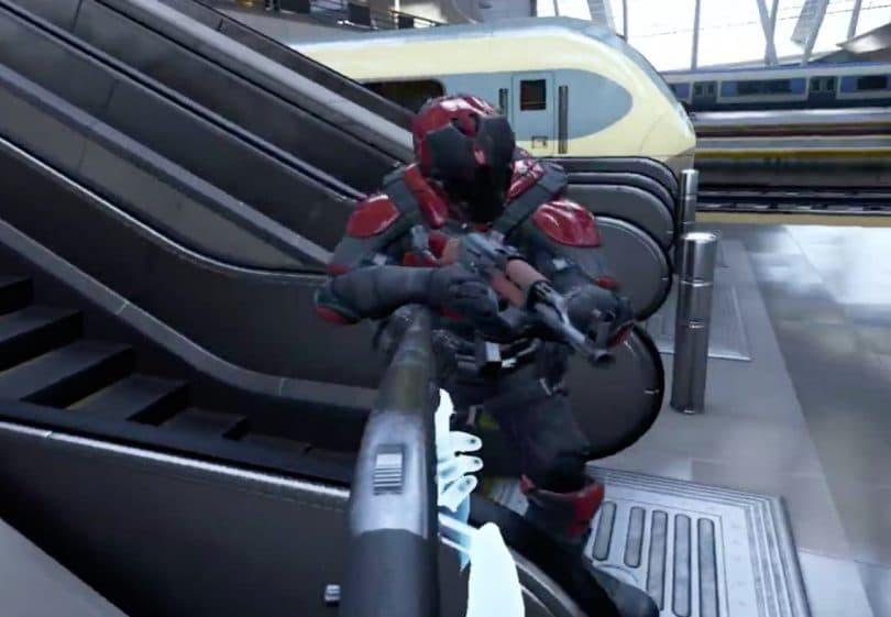 bullet train jeu vr