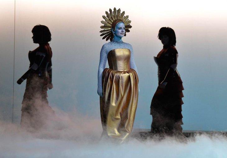 Anaik Morel en Carmen Opéra Montpellier