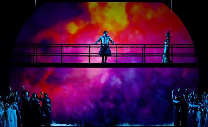 Carmen opéra science fiction