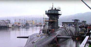sous-marin nucléaire cocaïne