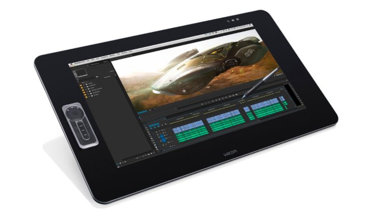 tablette graphique 3D wacom cintiq