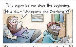 Interview Underpants Overbites BD