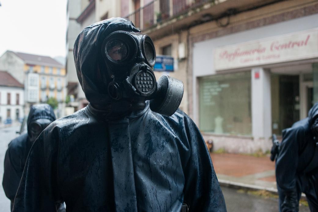 La Zona, thriller post-apocalytique