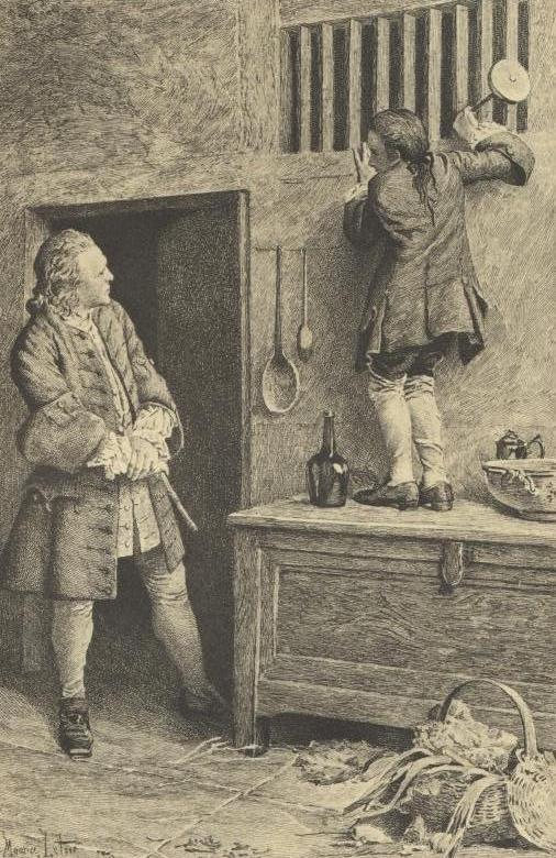 rousseau confessions gravure