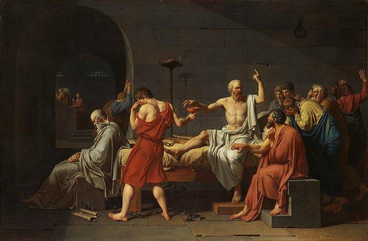 Socrate platon débat vérité