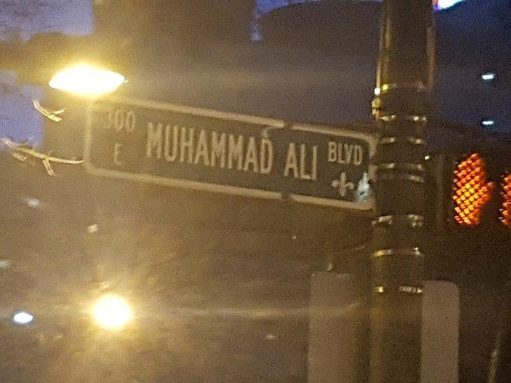 Muhammad Ali Bvd