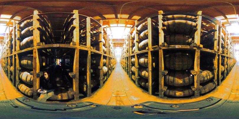 Reportage bourbon Kentucky distillerie