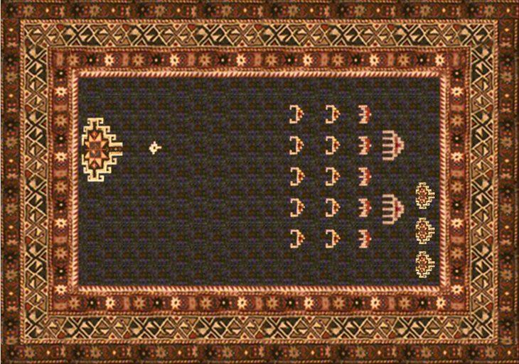 Janek Simon, Carpet Invaders