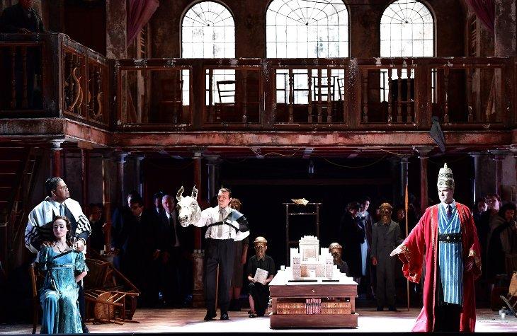 Nabucco Verdi John Fulljames