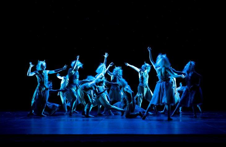 Ballet Sorcièes Mcbeth Verdi