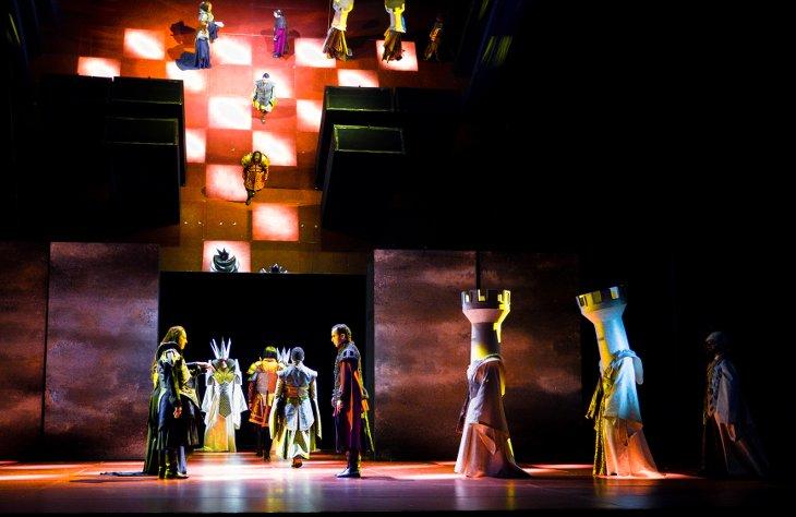 couronnement Macbeth Verdi