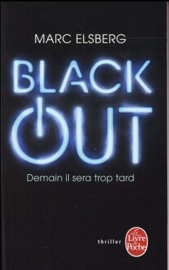 Black Out Couverture