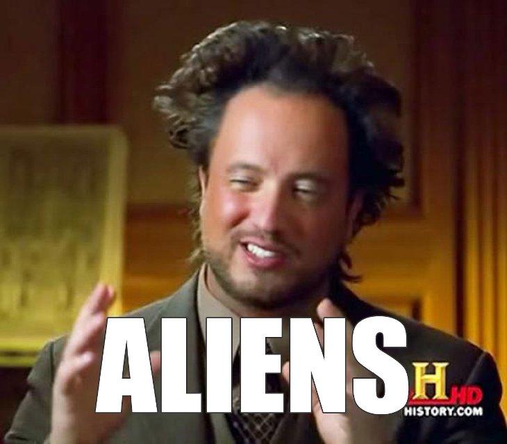 aliens histoire complot interview