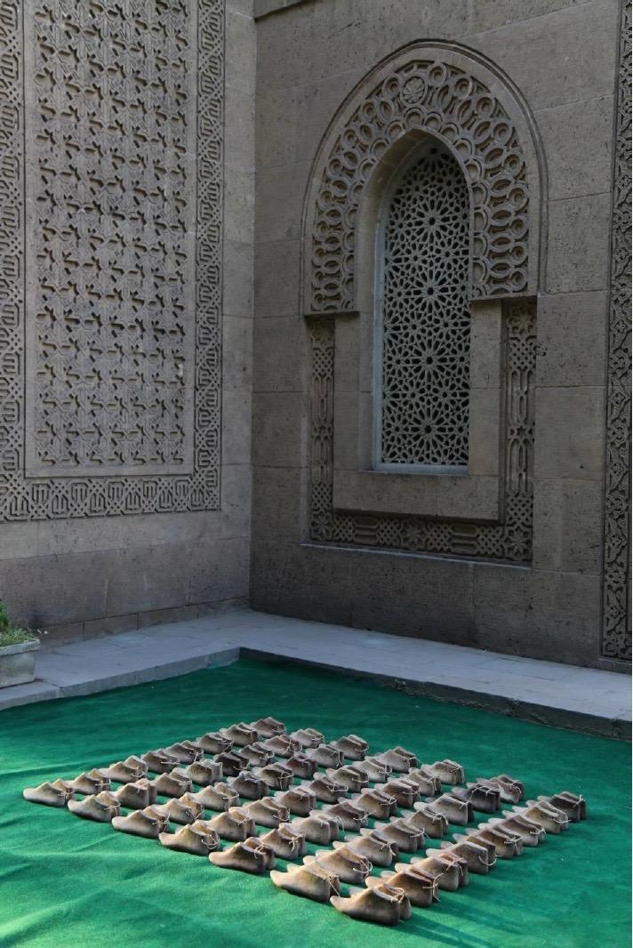 Installation Huda Lotfi