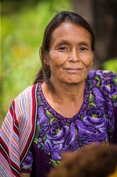 Interprète Guatemala guerre civile