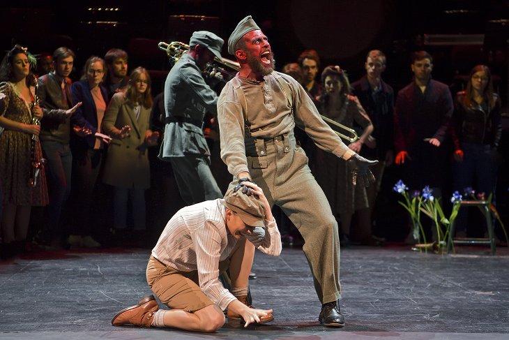 Stockhausen Donnerstag Opéra