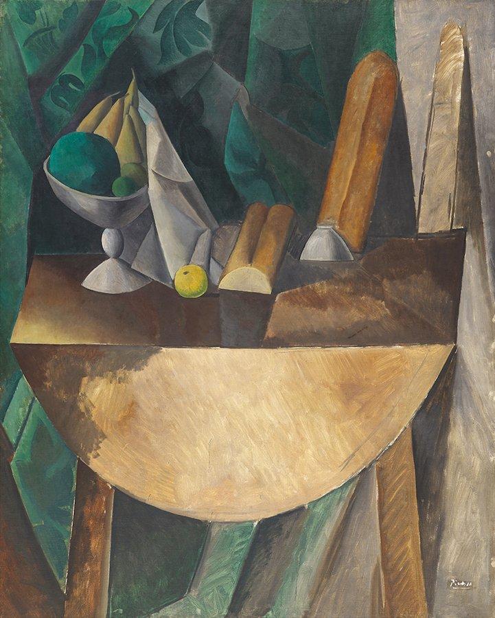 Exposition Cubisme Centre Pompidou