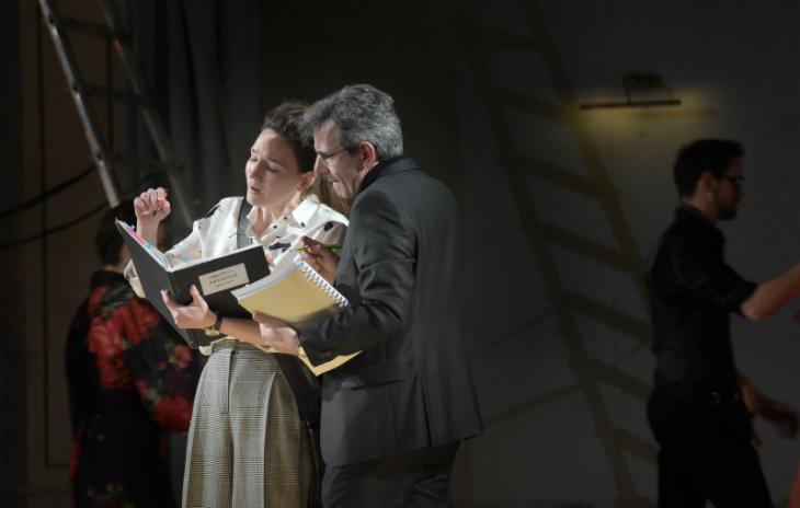 Ariane à Naxos Richard Strauss